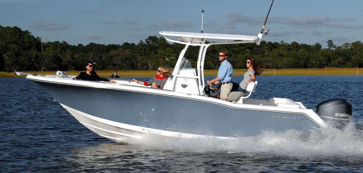 TideWater Boats • Expect More!