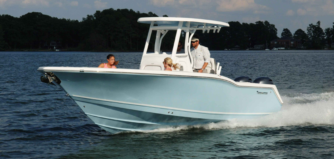 Tidewater Boats For Sale >> TideWater Boats • Expect More!